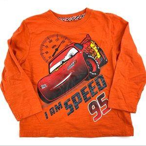Jumping Beans Cars Lightning McQueen t-shirt, 3T